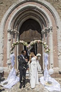addobbi floreali matrimoniali