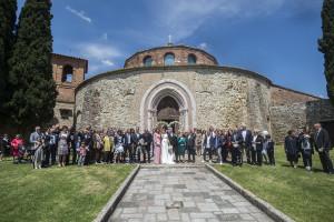 Matrimonio al tempietto