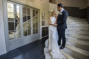 matrimonio la villa